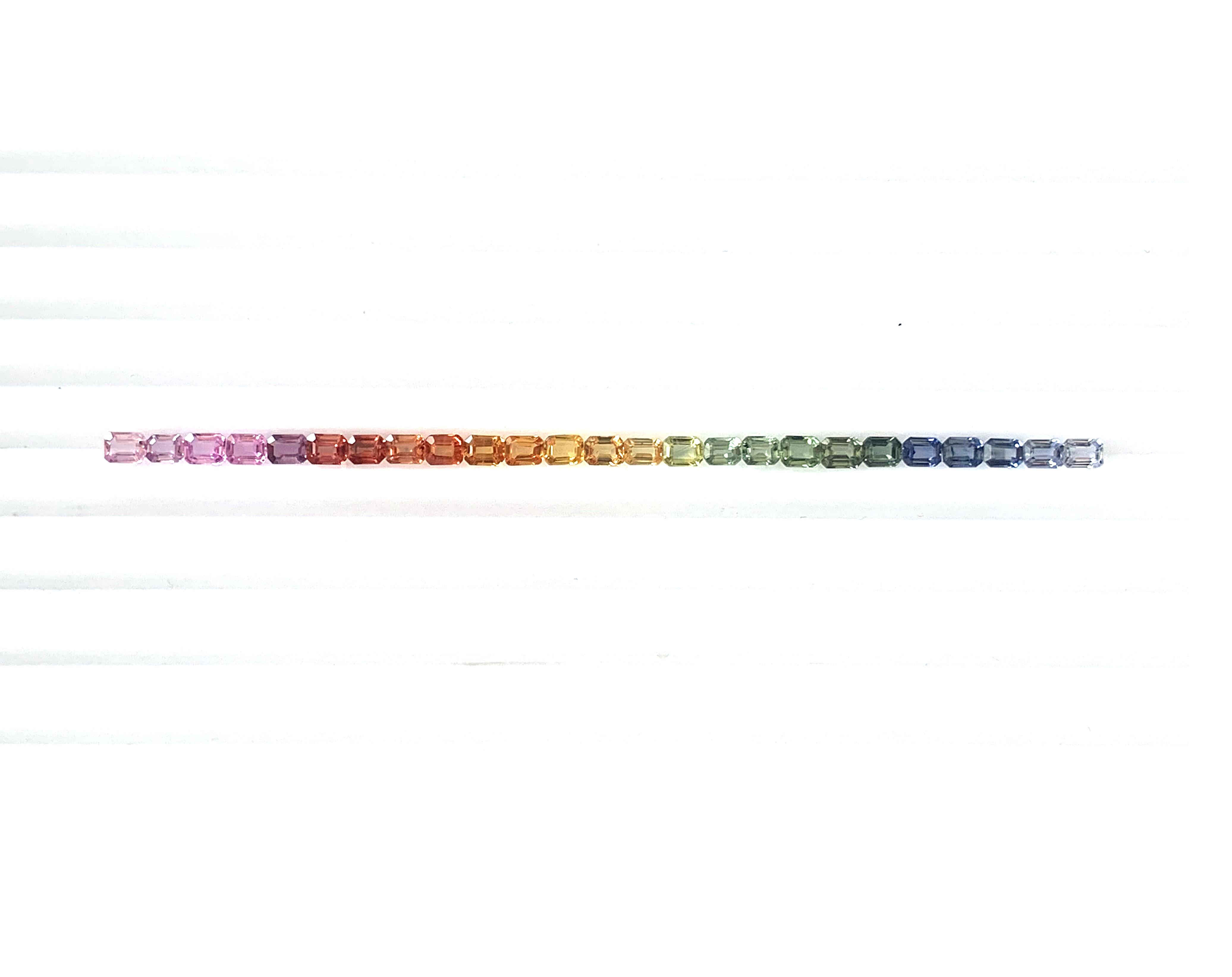 rainbow sapphire